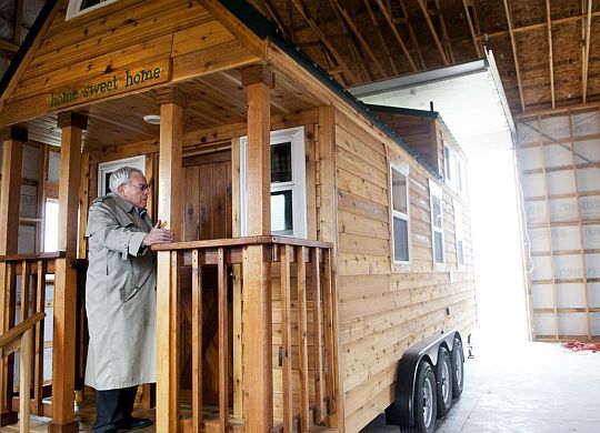 Spokane Valley goes in big on tiny house movement
