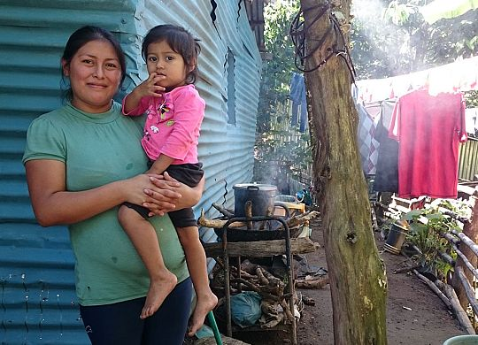 Partnering with New Story helps dozens of families in El Salvador