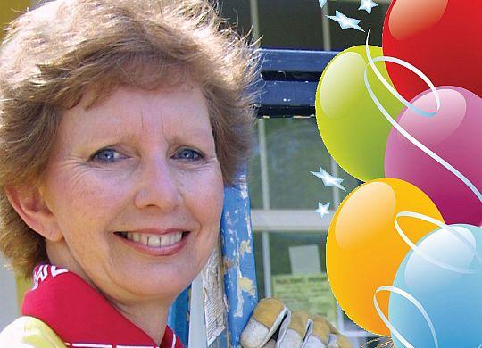 Celebrate Linda Fuller's 75th birthday