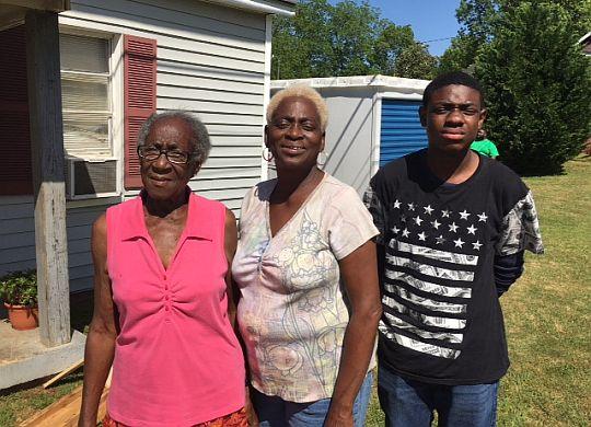 Help 'Granny' build a new home at September's Millard Fuller Legacy Build