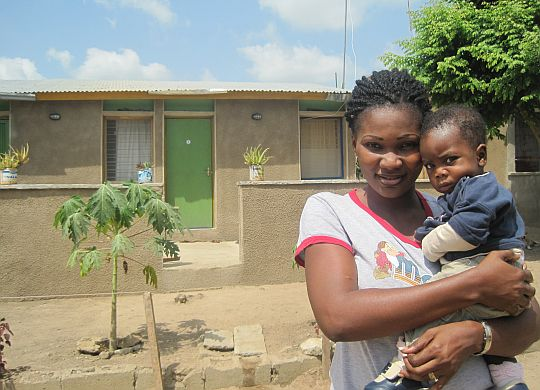Fuller Center Nigeria leader interviewed during country's Affordable Housing Summit