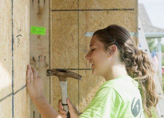Five years after devastating tornado, volunteers still flocking to help Joplin, Missouri