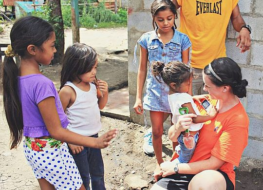PHOTO GALLERY: Another amazing build week in Nicaragua