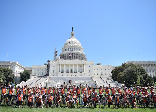 Bike Adventure wrapping up record year, but still needs your support!