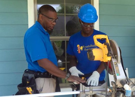 YouthBuild grant continues relationship with Fuller Center in Shreveport, Louisiana