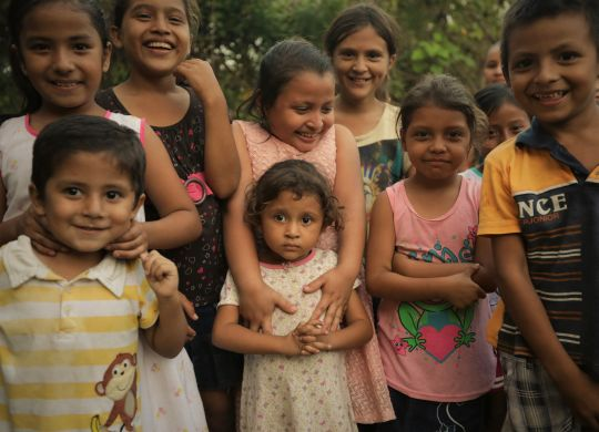 As one El Salvadoran community nears completion, Ahuachapán families eager for same hand-up