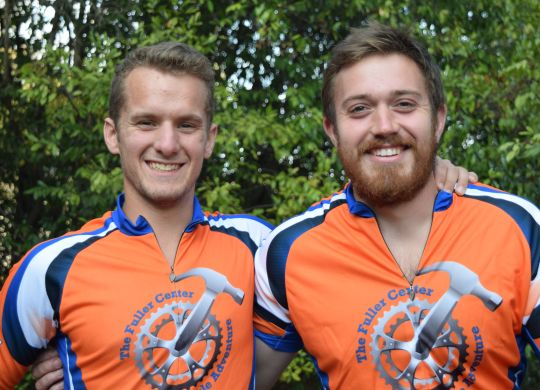 University of Alabama College of Arts and Sciences report features Bicycle Adventure leaders