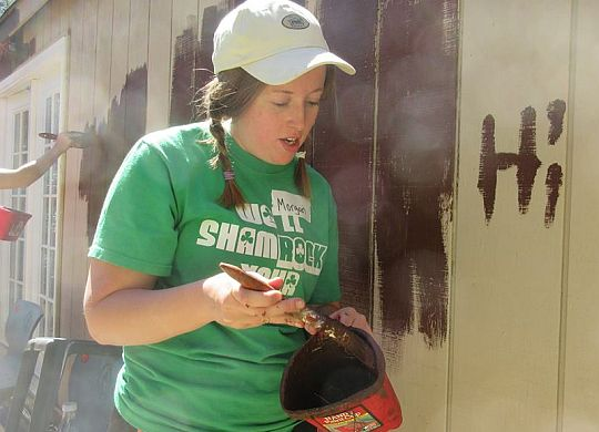 Atlanta Journal-Constitution features Wittenberg students' mission trip