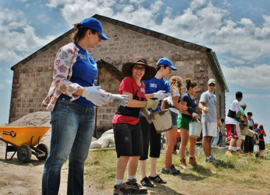 Global Builders program now seeking applications for trip coordinator position