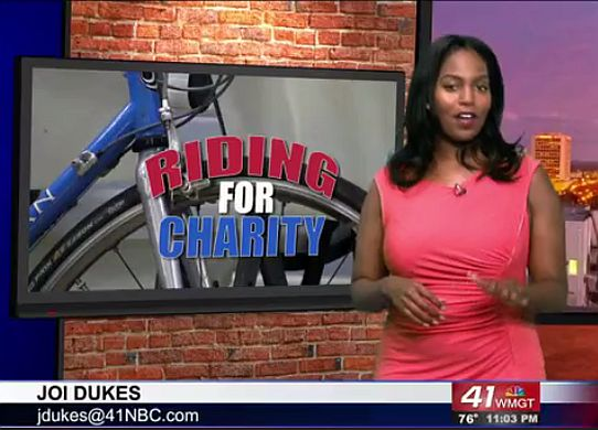 NBC affiliate catches up with cross-country cyclists whose Adventure ends Saturday