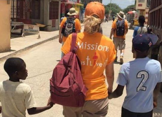 Methodist church from West Lawn, Pennsylvania, renews spiritual energy working in Haiti