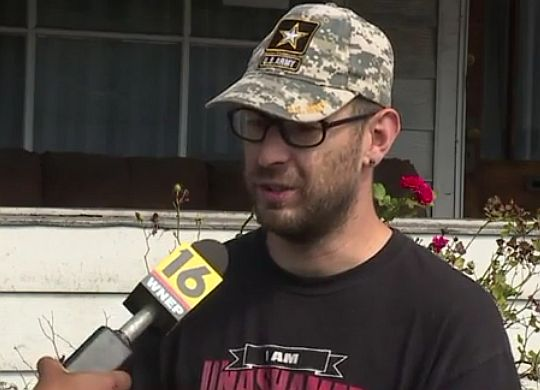 """Disabled Army veteran says becoming homeowner """"a dream come true"""""""