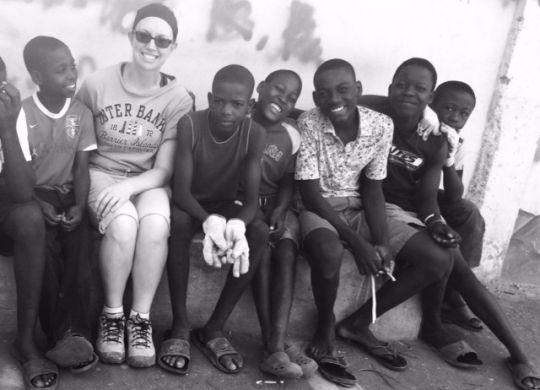 "FAITH IN ACTION: Church's service trip to Haiti brings a Little ""gift from God"""
