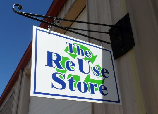 FAITH IN ACTION: Managing ReUse Store provides spiritual lift, helps families