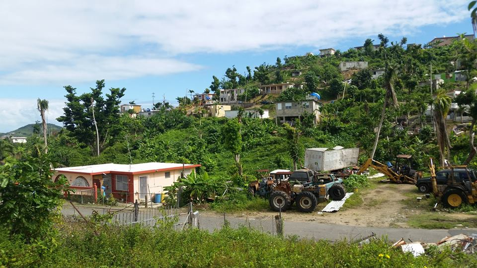 Our First Teams To Puerto Rico Will Be Helping Repair And Rebuild Homes Near The Town Of Maunabo Which Has A Potion About 15 000 People