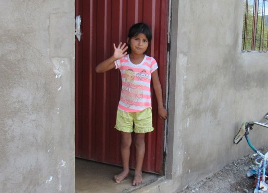 Completion of 66 homes in Bolivian village of Mizque strikes blow against Chagas disease