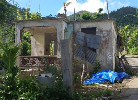 Fuller Center to begin work in one of Puerto Rico's hardest-hit areas — and you can help
