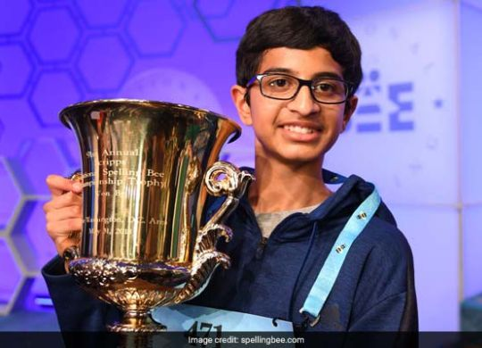 National Spelling Bee winning word an easy one for us: k-o-i-n-o-n-i-a