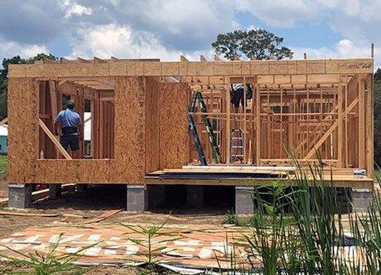 Ginger Ford Northshore, Disaster ReBuilders team up in Livingston Parish, Louisiana