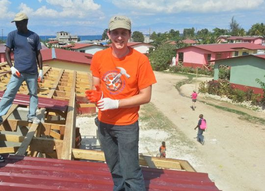 Fuller Center's Ryan Iafigliola talks with Go Abroad about his work and spiritual motivation