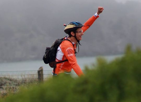 League of American Bicyclists features blog by Fuller Center Bicycle Adventure founder