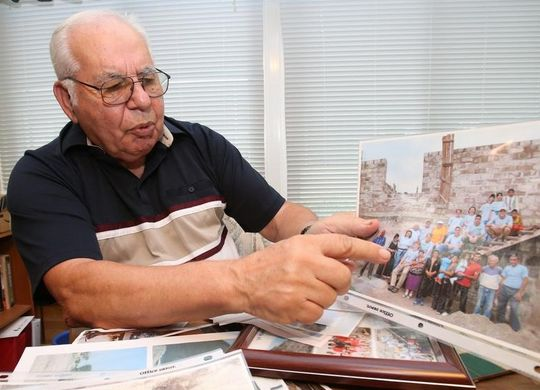 Building homes in Armenia a summer tradition for Florida's Charlie Takesian
