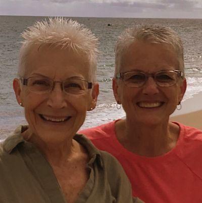 Loretta and Jeanie mugshots
