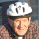 Spring Bicycle Adventurer John Hughes, 85, always on the go