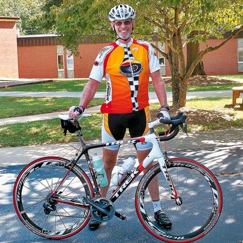 IN THE NEWS: Army veteran ready for first Bicycle Adventure experience