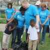 LEGACY BUILD 2014: Volunteers deliver hope to a community in need