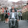 IN THE NEWS: CBS News update on wounded Marine helped by Fuller Center