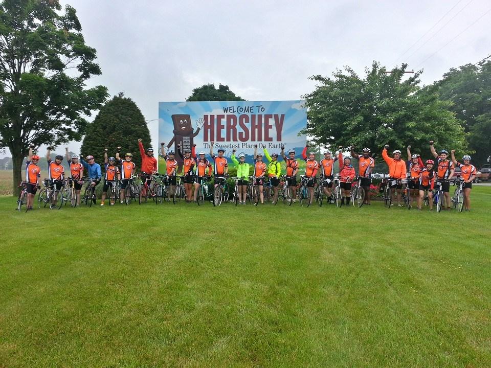 From Hershey to Gettysburg