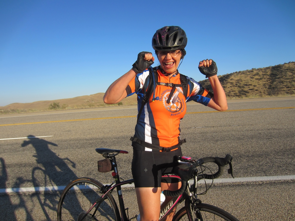 Day 57: Cycling for Hope