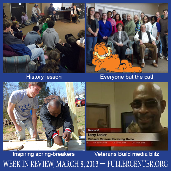 WEEK IN REVIEW: Springing into action