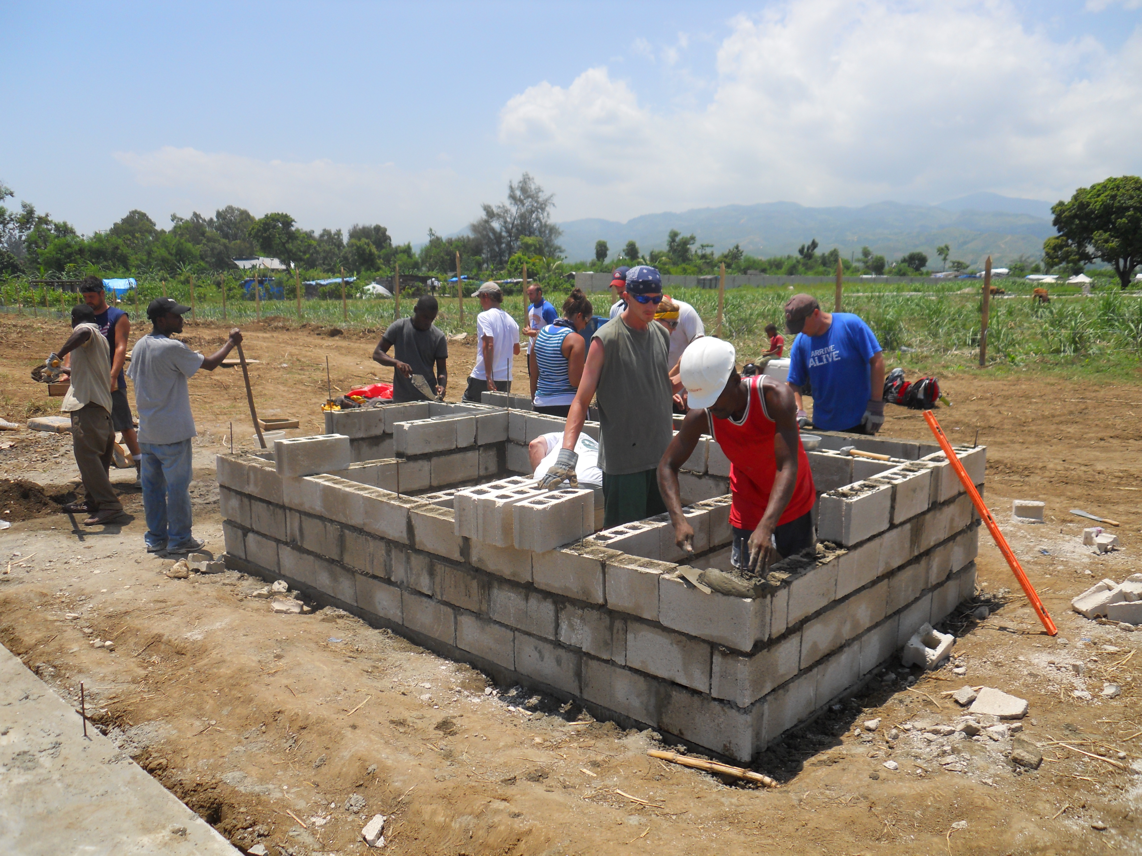 Heating up in Haiti