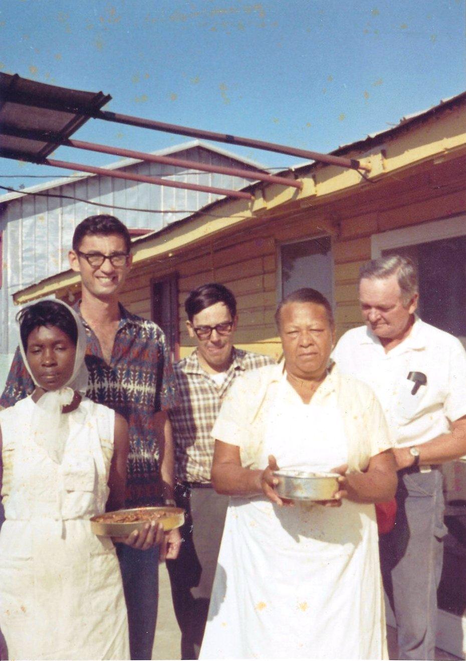 1966 Koinonia Fruit Cake Crew