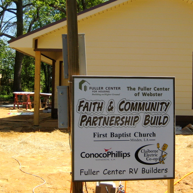 FCH launches faster way for churches to help their communities