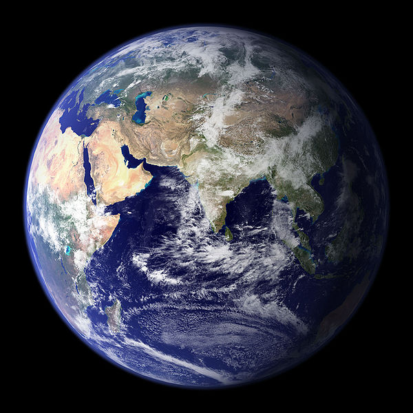 Litany for Earth Day