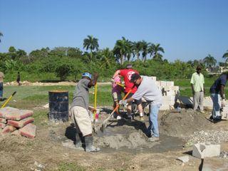 Finding hope in Haiti