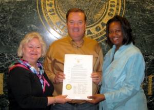 Atlanta City Council honors Millard Fuller