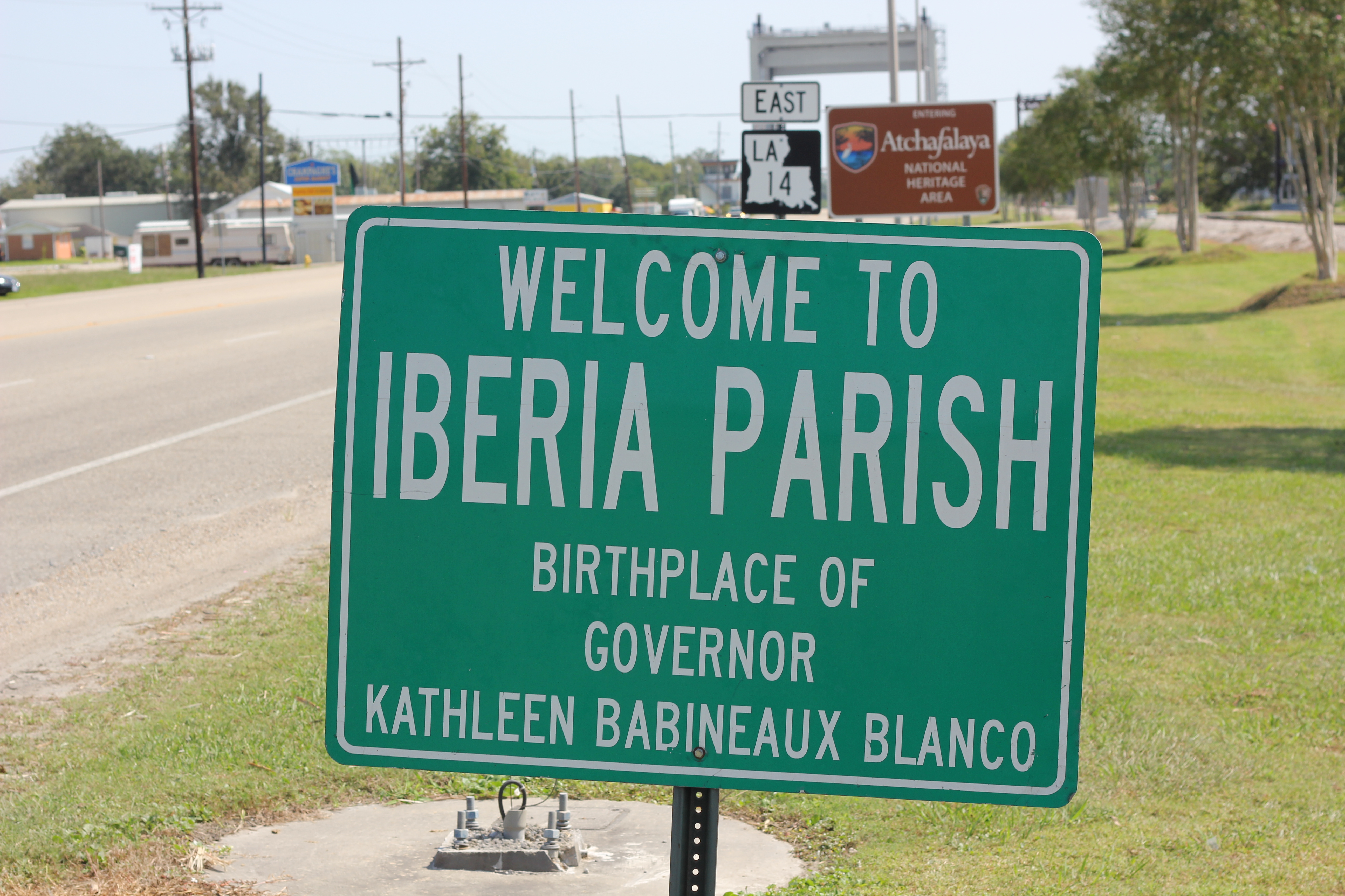 Day 3: New Iberia, Louisiana- Sweet and Hot and Hope in the Hood