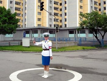 Dateline Pyongyang, Sept. 19, 2010