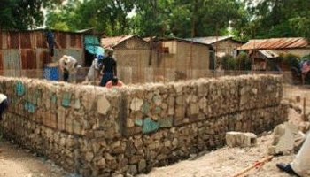 Earthquake rubble will be recycled to build homes for Haitians