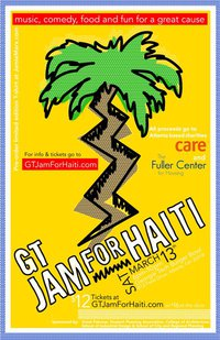 GT Jam for Haiti to rock out for a good cause