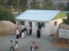 Church efforts to help Haiti come together like Lego blocks