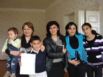 Home for the Holidays – An Armenian family