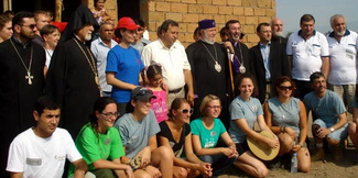 Global Builders team contributes to faith project in Armenia