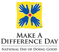 Make a Difference Day – US covenant partners offer volunteer opportunities