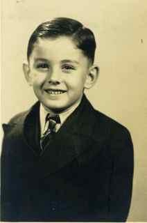 Millard Fuller 5 yrs old