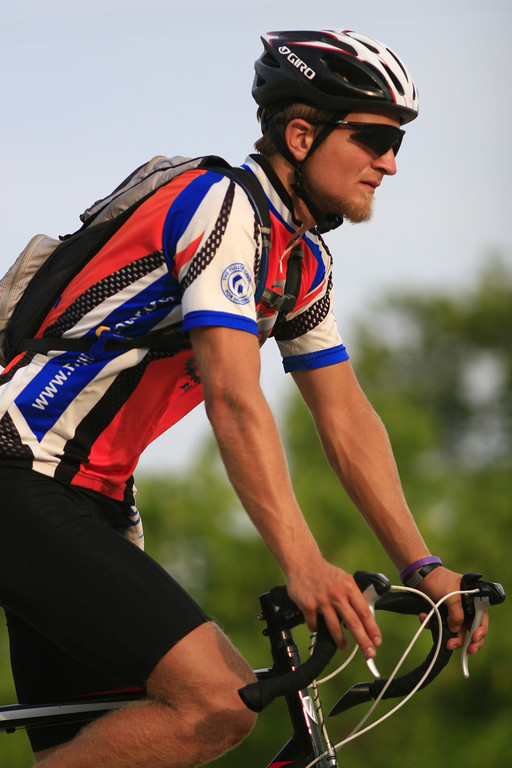 Bicycle Adventure leader Allen Slabaugh reflects on a 3,600-mile journey